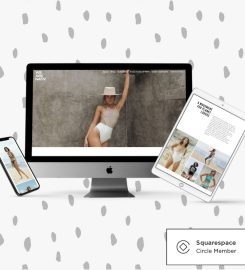 WEBSWOOL • Custom Squarespace Websites • Squarespace Support