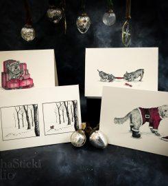 SketchaSticki Studio