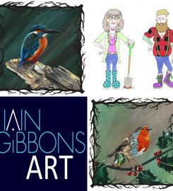 Iain Gibbons Art