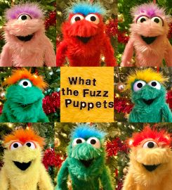 What The Fuzz Puppets