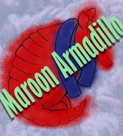 Maroon Armadillo