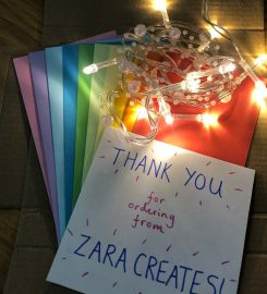 ZaraCreates