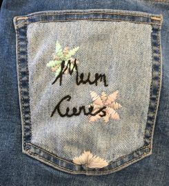 Custom Demin Jean Patches