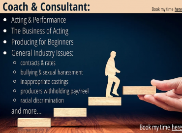 Acting Coach & Industry Advice/Consultations