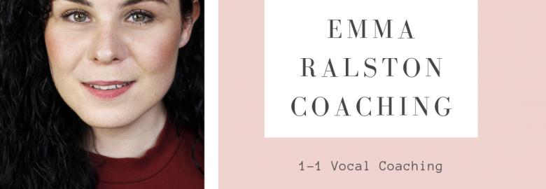 Emma Ralston – Vocal Coach