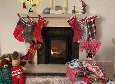 Home-sewn items and gifts